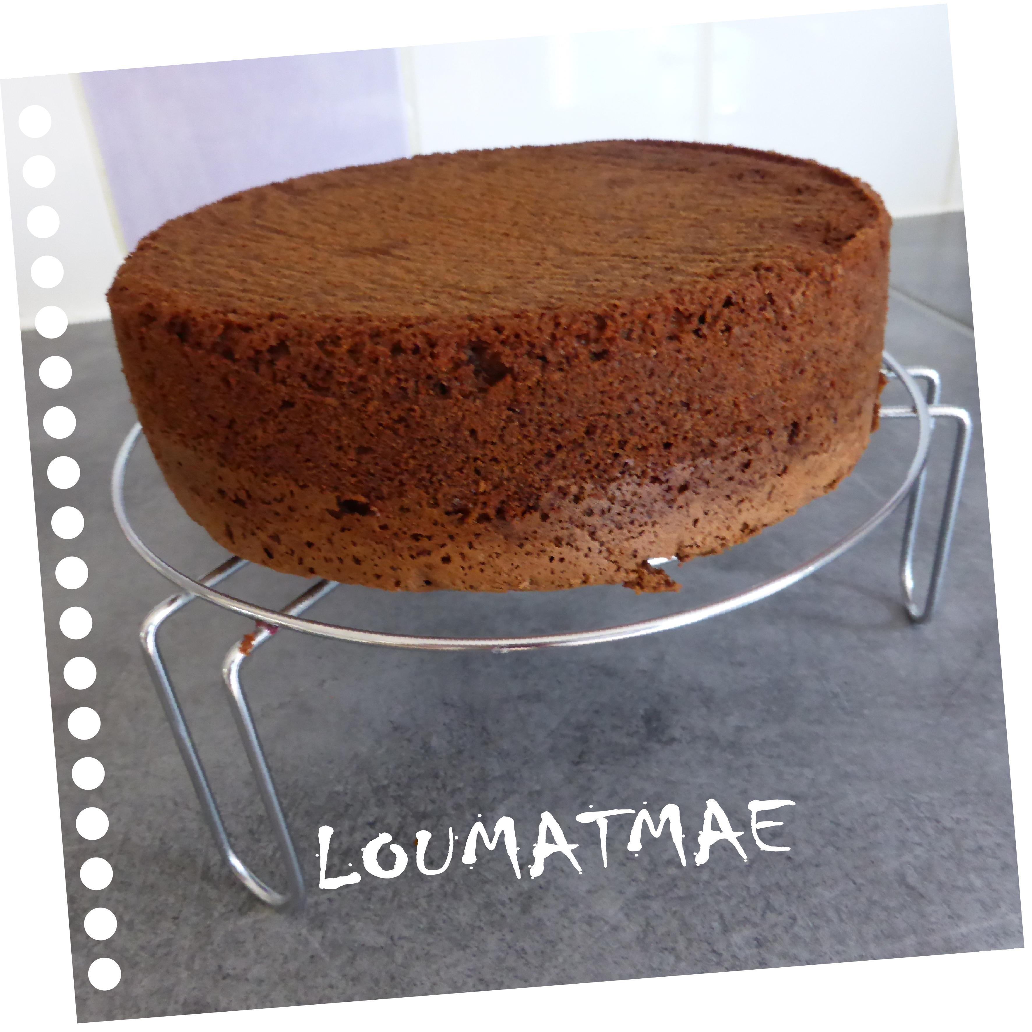 recette gâteau au chocolat