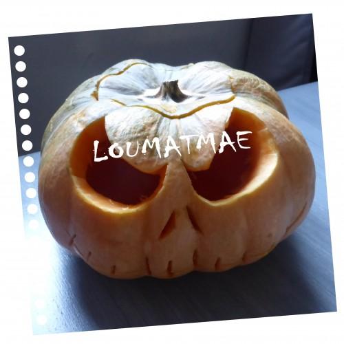 citrouille halloween Jack Skellington