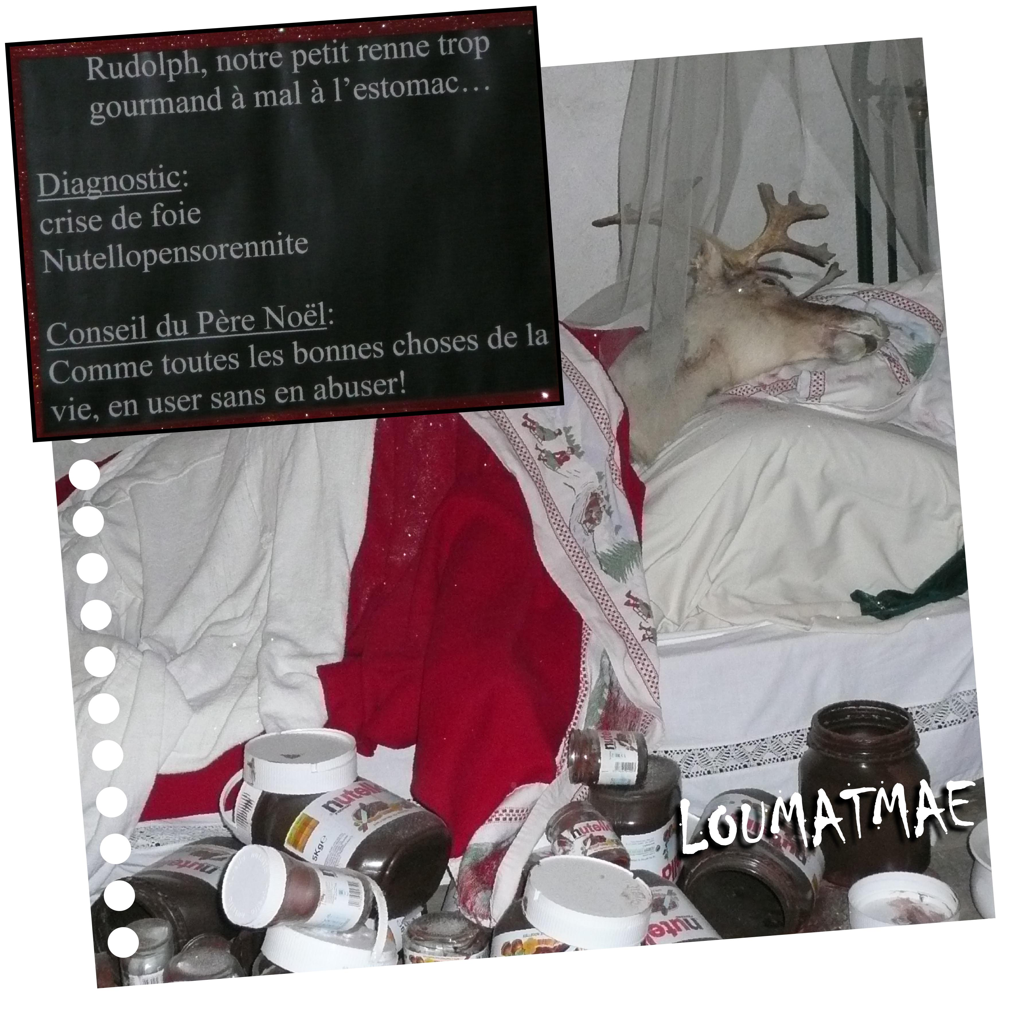 renne Rudolph malade