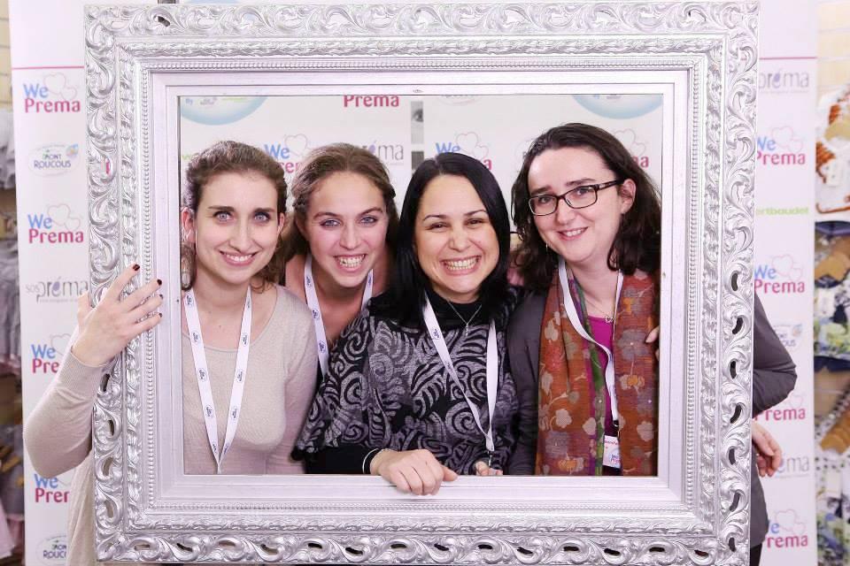 Team Paroles de bébé, We love prema