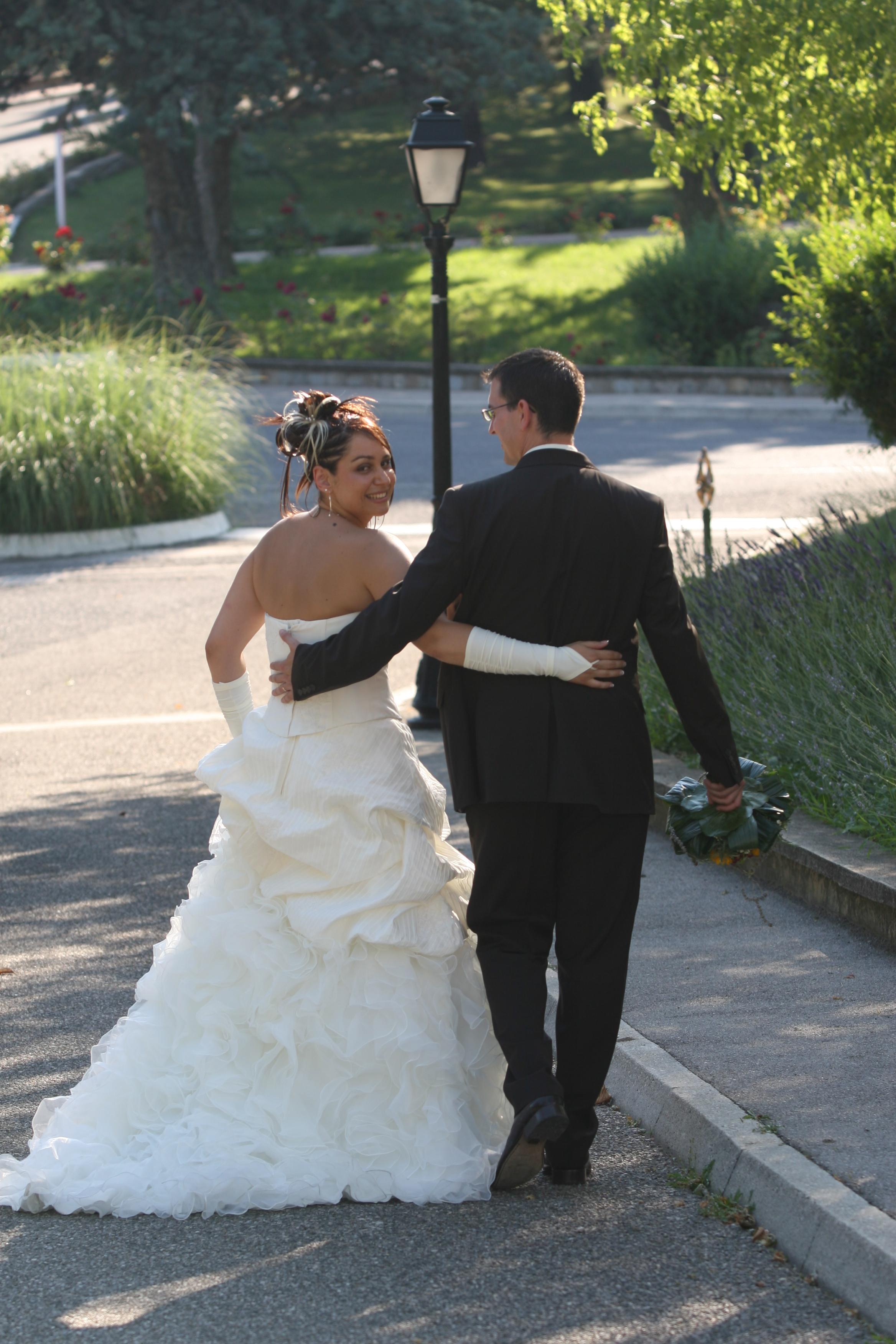 notre mariage le 21 juin 2008