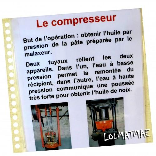 le compresseur