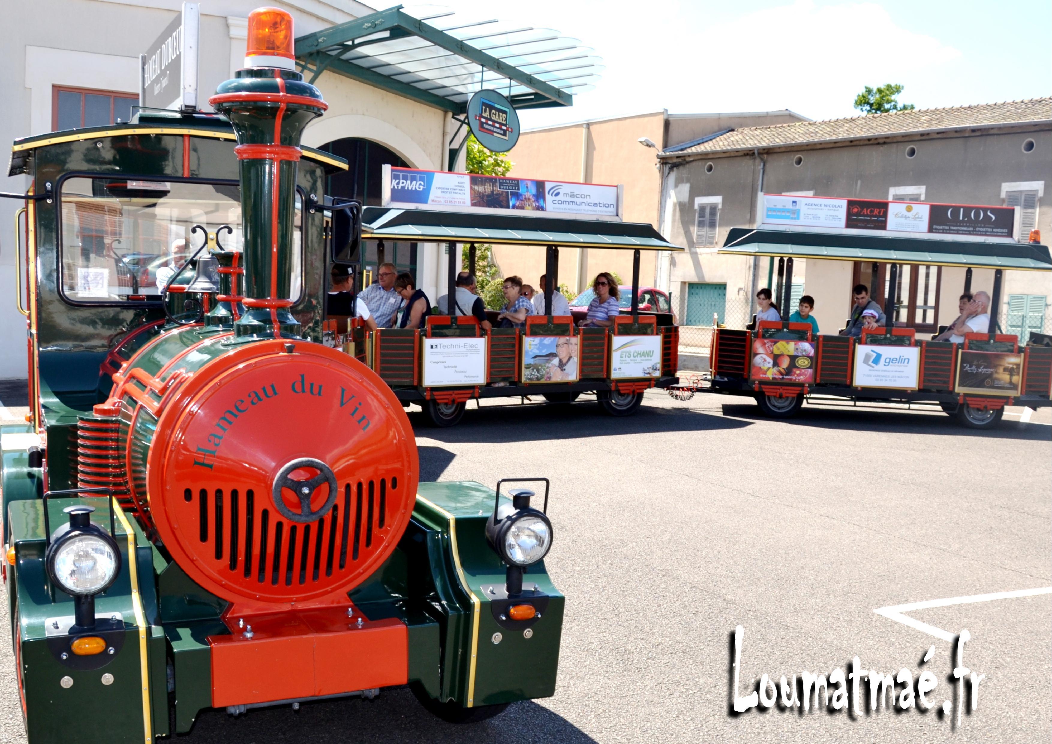 train routier Hameau Duboeuf