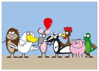 ROCFOR Le Livre26 - Rocfor et ses amis