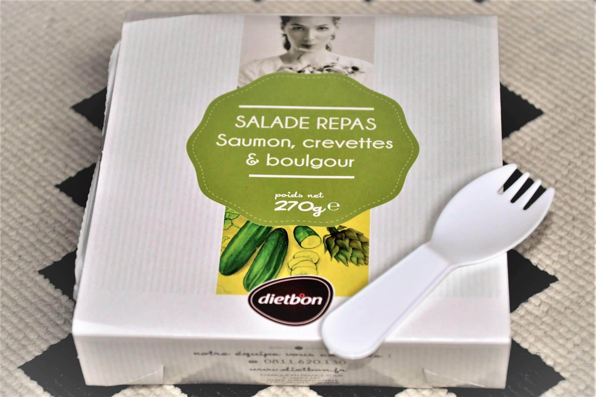 salade repas Dietbon à emporter