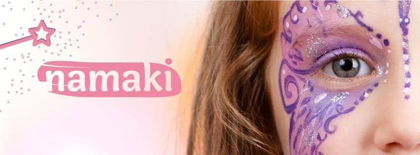 maquillage enfant bio Namaki