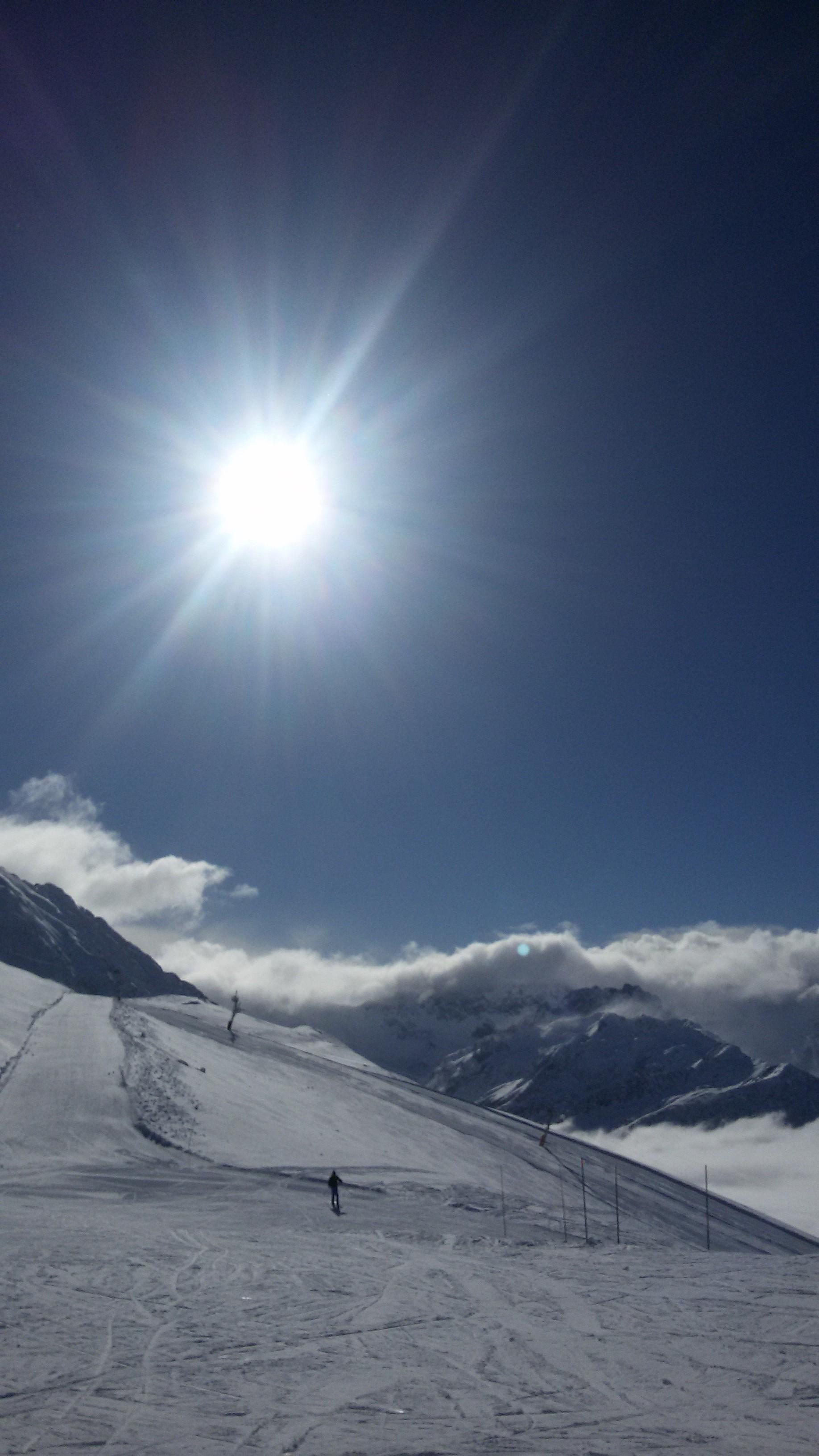 piste de ski du collet d'allevard