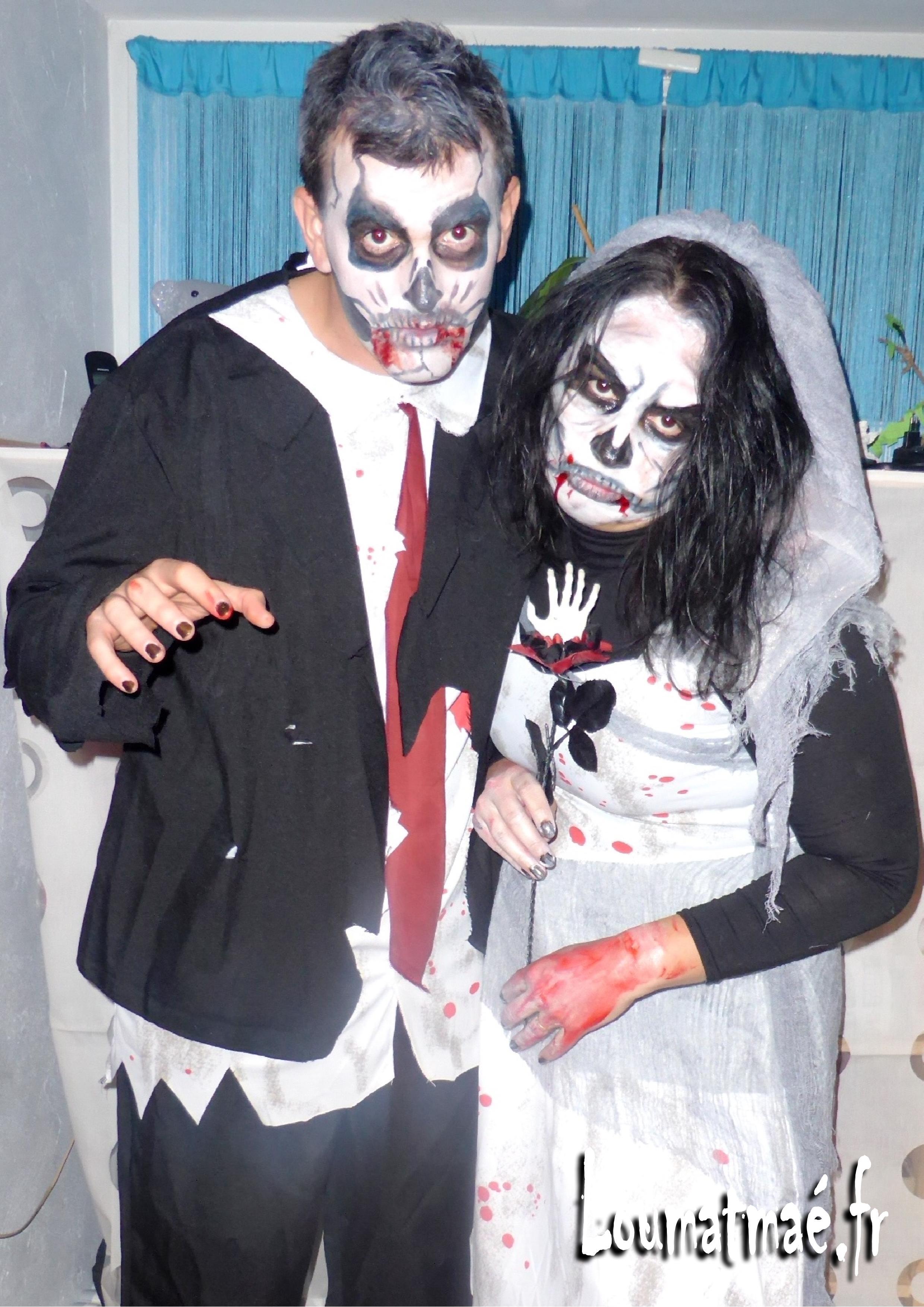les mariés zombies