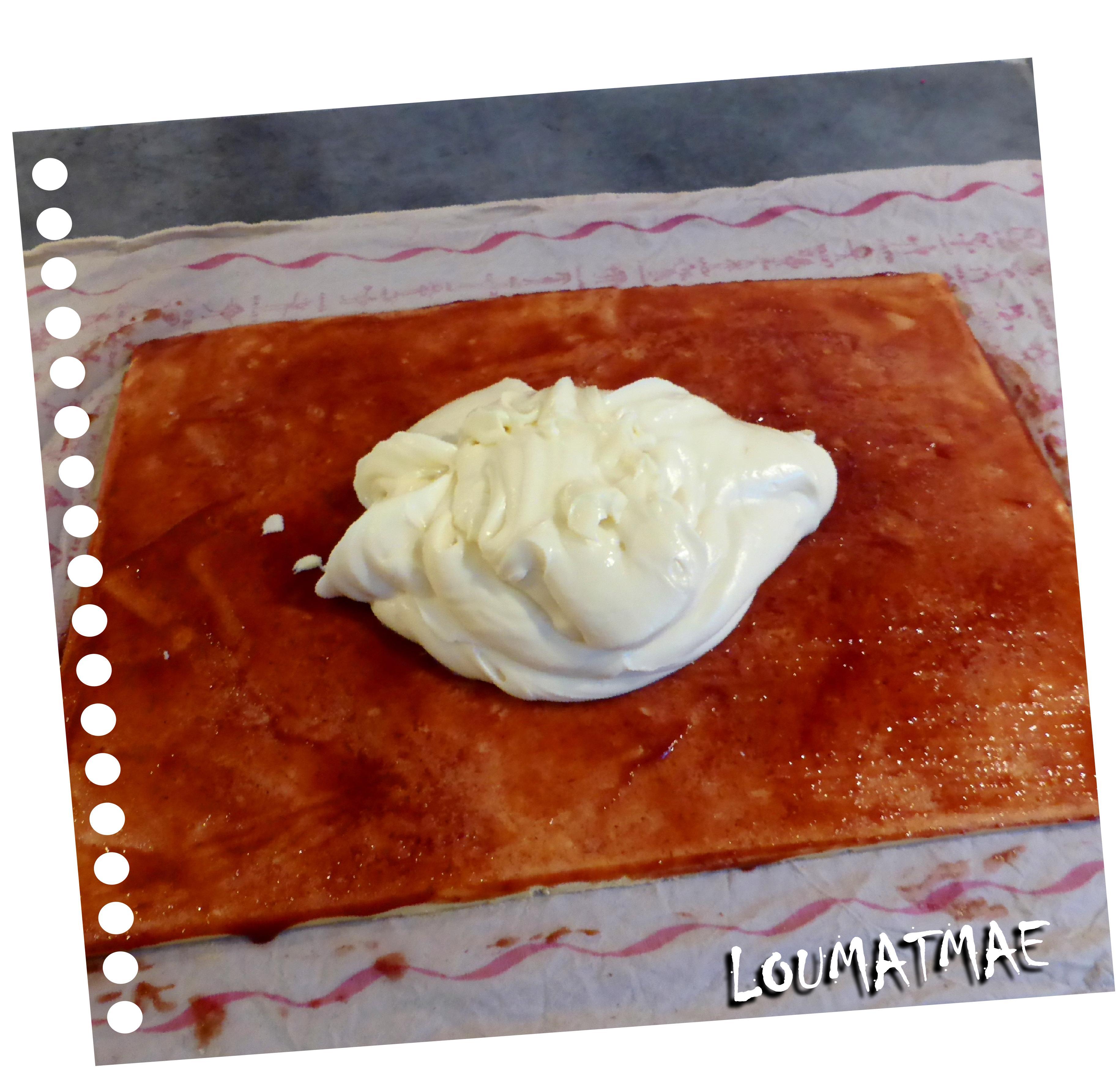 crème chocolat blanc macsarpone