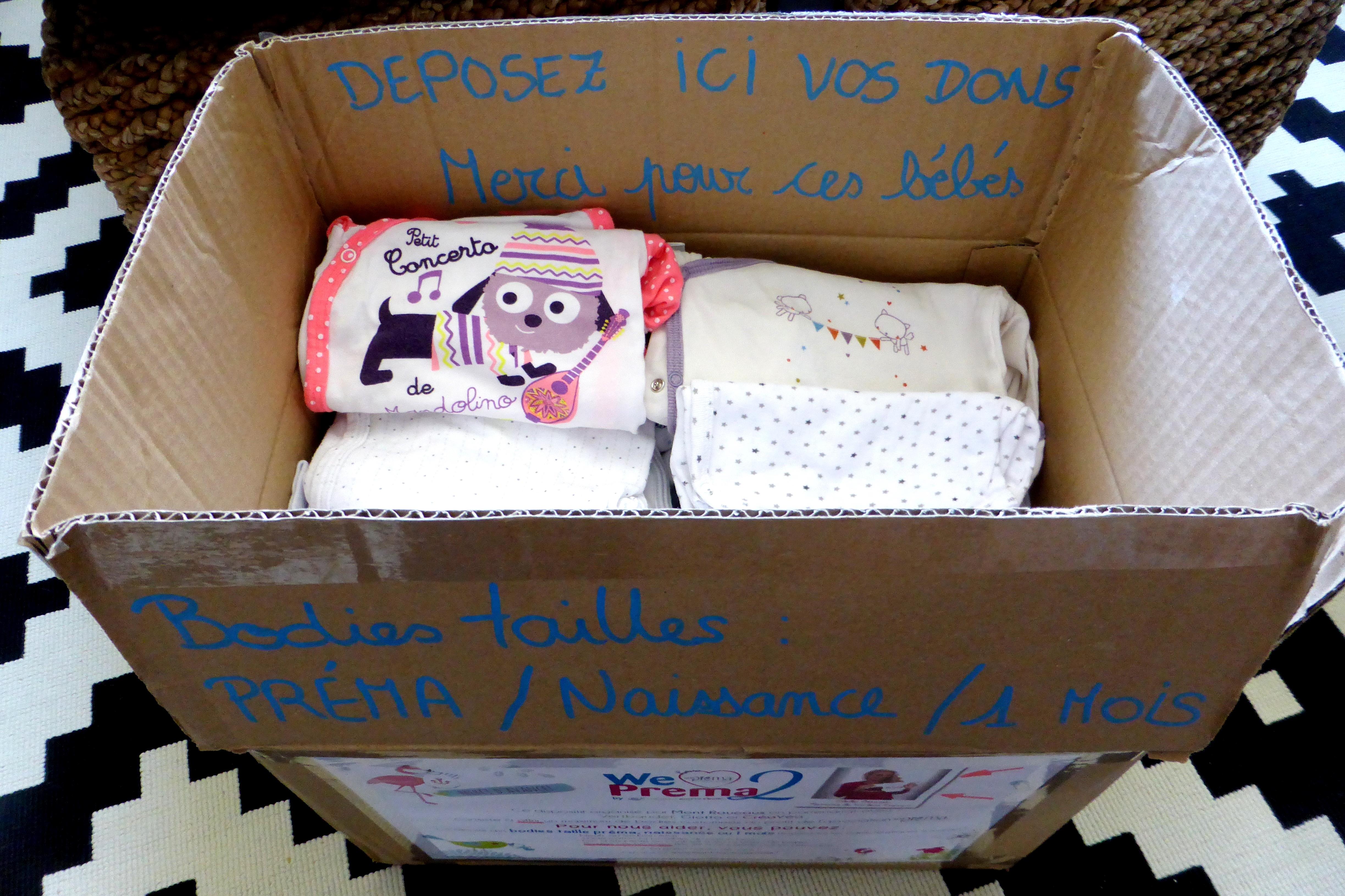We love Prema 2 collecte de bodies