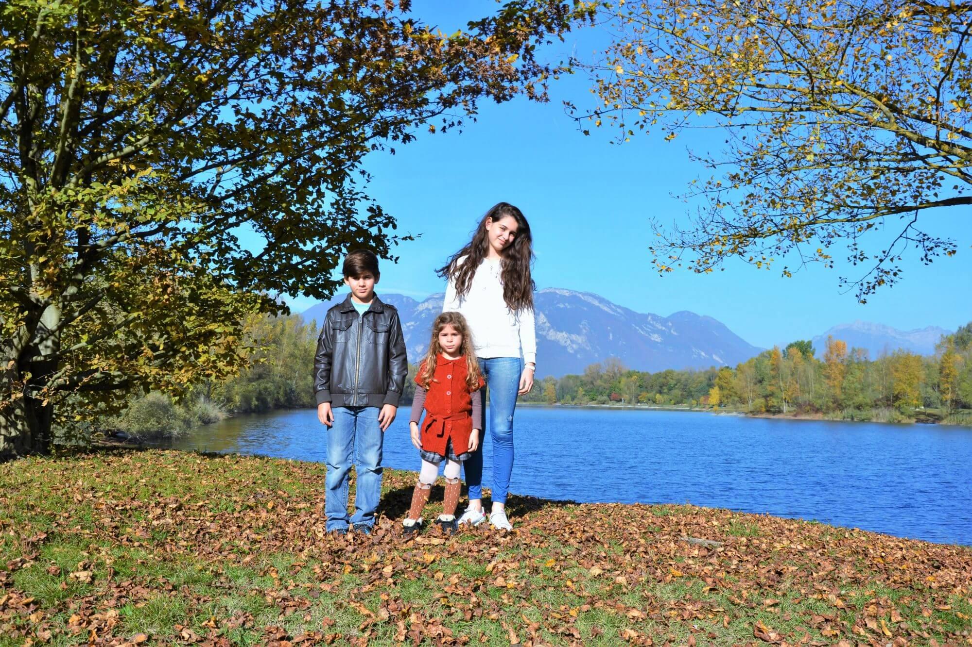 Lac des Lônes en Automne