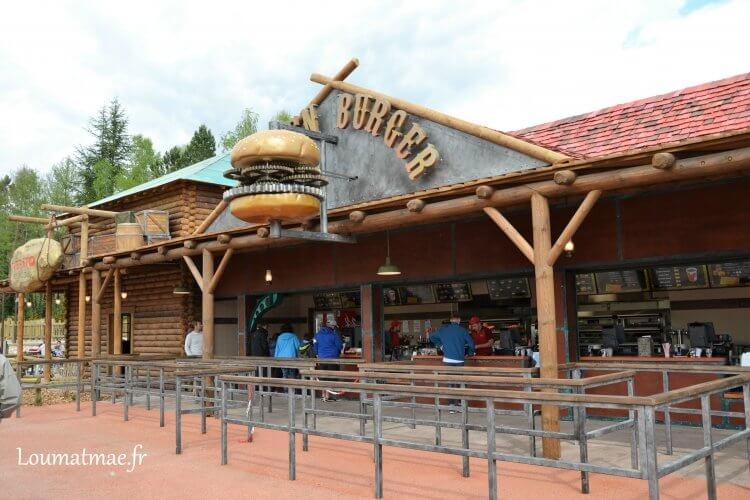 restaurant Golden Burger