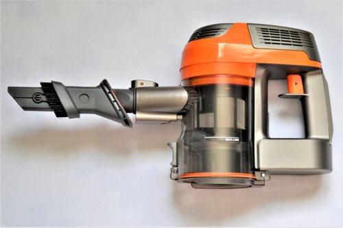 aspirateur à main sans fil compact