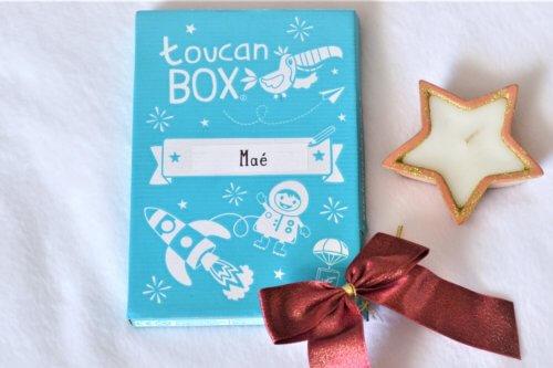 toucan box édition limitée Noël